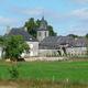 circuit GPS de rando,vtt, De Romedenne à Omezée par le village de Surice : Château-ferme et église d'Omezée
