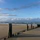 circuit GPS de vtt, Graye sur Mer - Ryes - Arromanches : Vers sur Mer, la plage l'hiver ©YA Villyssois Panoramio