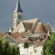 circuit GPS de cheval, Les terres douces - Authon-du-Perche : Authon du Perche. Eglise Saint-André © Panoramio - aufildusport
