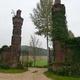 trail GPS : hike, De Nethen à Pécrot par le bois de Meerdael et la vallée de la Dyle : La porte Saint-Pierre du château de Savenel