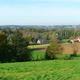 trail GPS : hike, Balade à Grez-Doiceau : Vue sur Grez-Doiceau depuis le village de Biez
